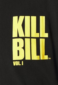 Nominal - KILL BILL VOLUME TEE - Print T-shirt - black - 2