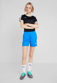 Puma - LIGA  - Träningsshorts - electric blue lemonade/white - 1