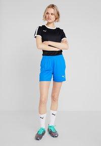 Puma - LIGA  - Sports shorts - electric blue lemonade/white - 1