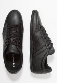 Lacoste - CHAYMON - Sneakersy niskie - black - 1