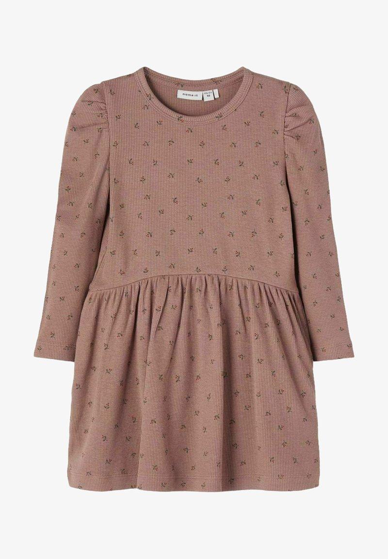 Name it - Jumper dress - brown