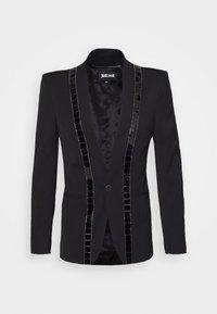 GIACCA - Blazer jacket - black