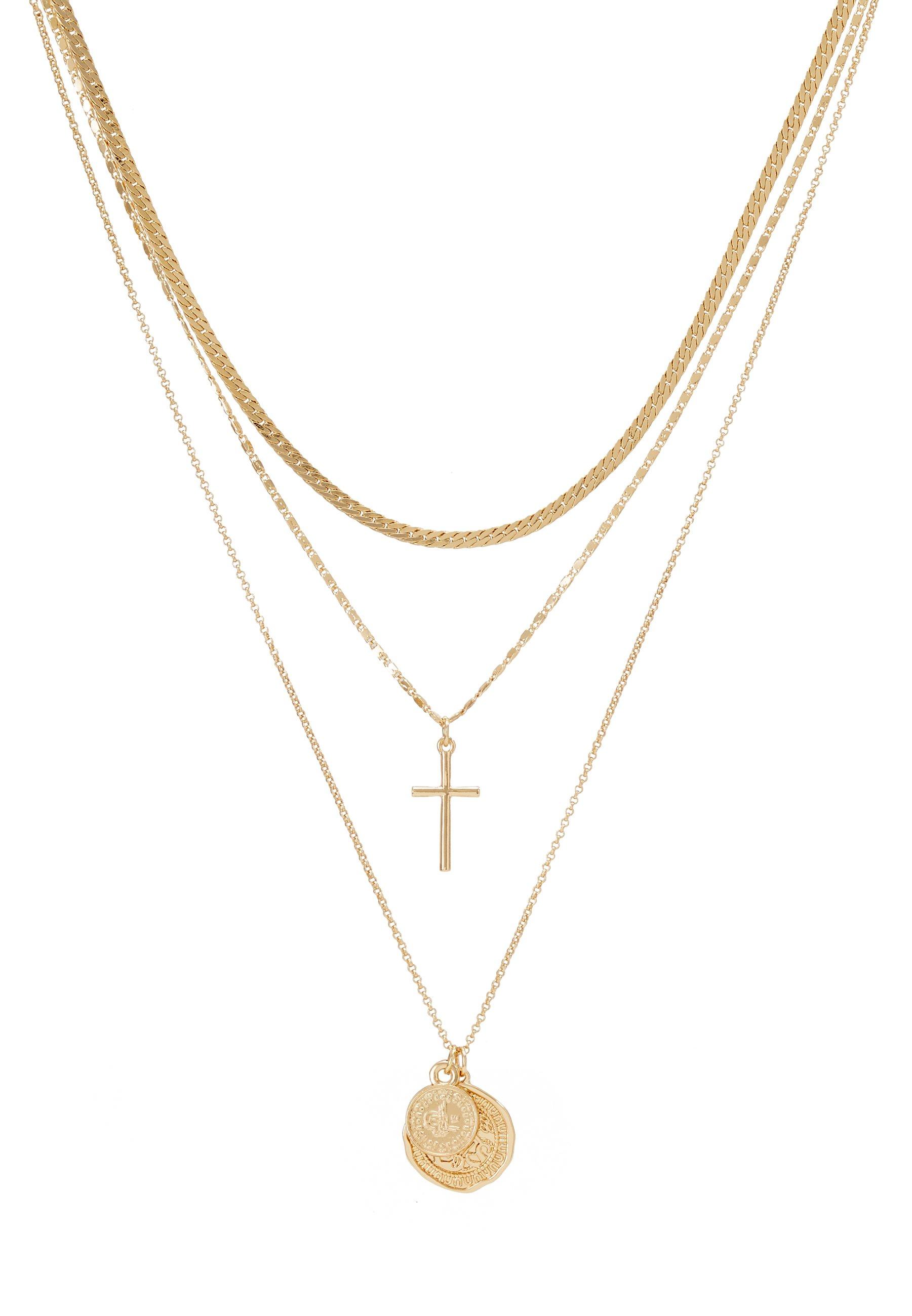 Women FRCOIN CROSS  - Necklace