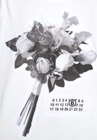 MM6 Maison Margiela - Mikina - white - 5