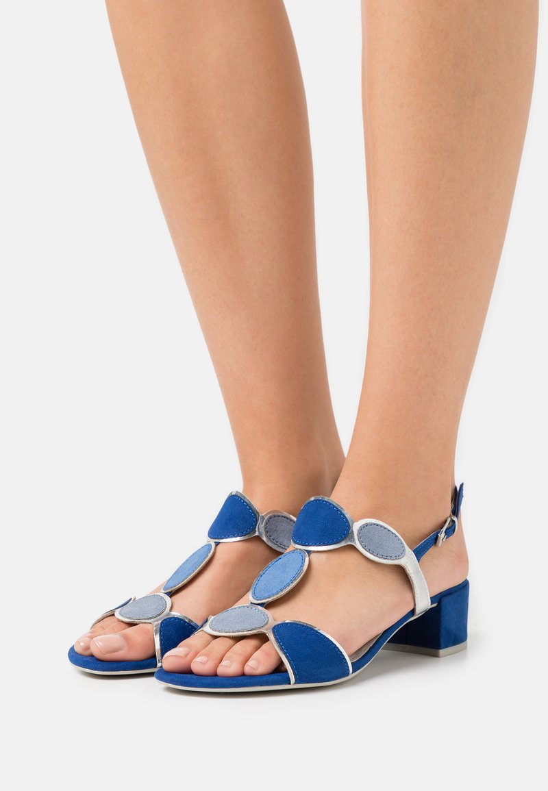 Marco Tozzi - Sandals - royal
