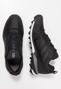 adidas Performance - TERREX SKYCHASER LT - Hiking shoes - core black/grey four - 1