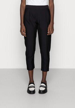 ALEIDA TROUSER - Trousers - black