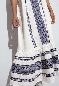 OYSHO - STRAPPY  - Day dress - white - 4