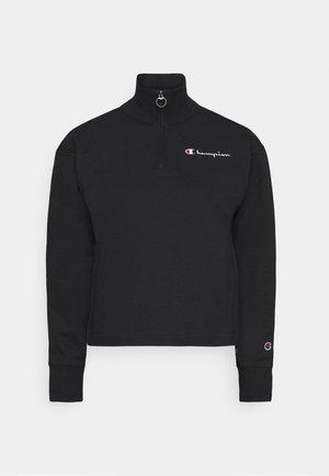 HALF ZIP ROCHESTER - Sweatshirt - black