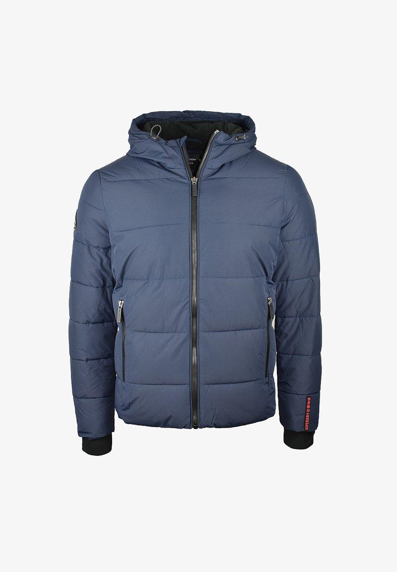 Superdry - Winter jacket - navy/black