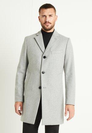 WOLGER COMPACT MELTON COAT - Manteau classique - granite melange