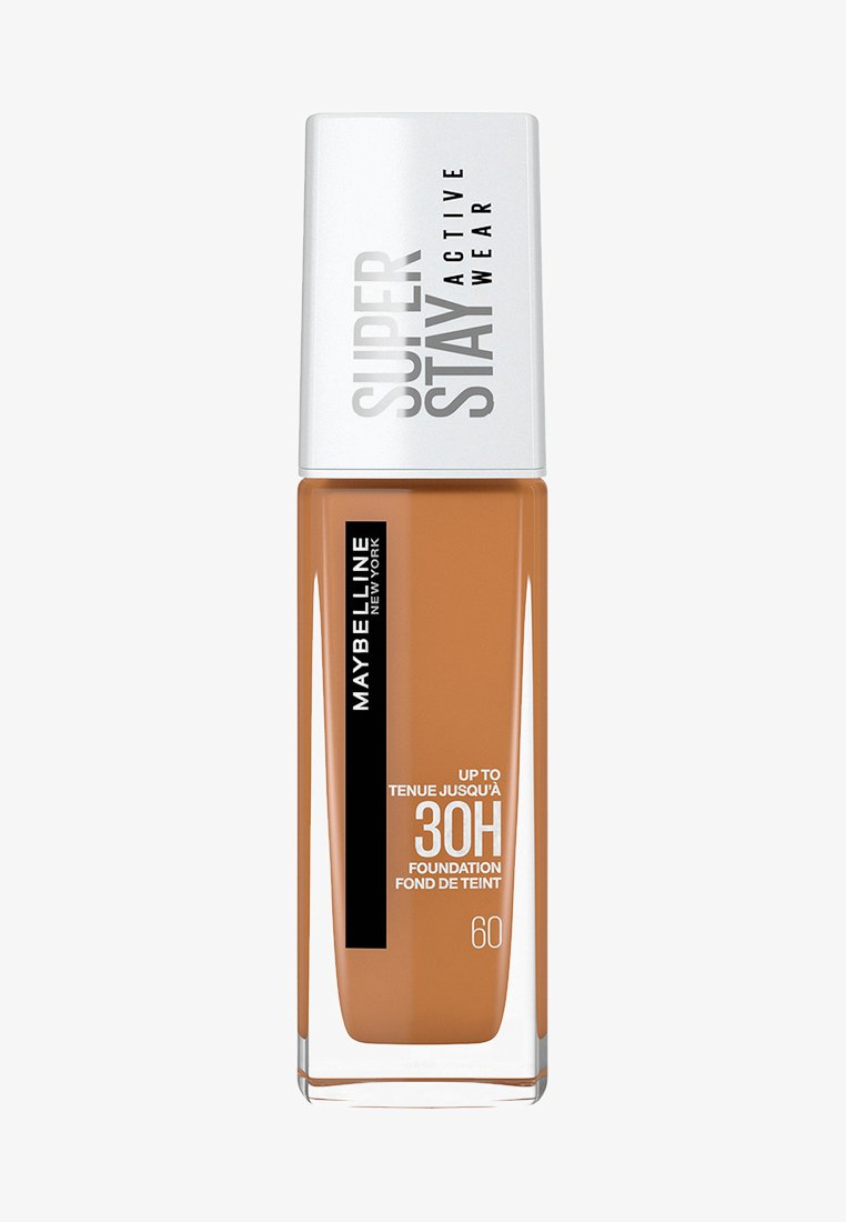 Maybelline New York - SUPER STAY ACTIVE WEAR FOUNDATION - Foundation - 60 caramel
