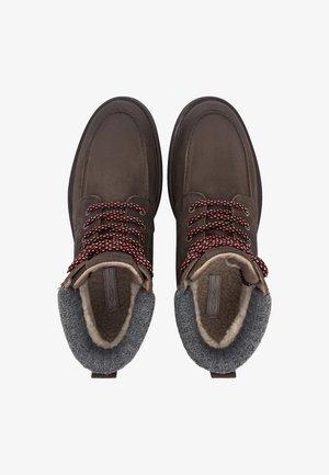 WINTER-BOOTS  - Winter boots - dunkelbraun