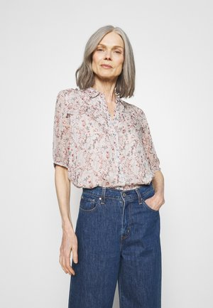 SC-KIMI 1 - Button-down blouse - rose smoke/combi