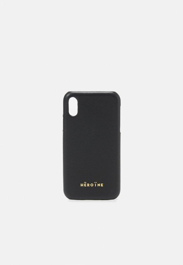 YUNA IPHONE XR CASE - Telefoonhoesje - black