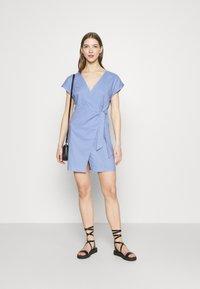 Pepe Jeans - LOLITA - Day dress - bright blue - 1