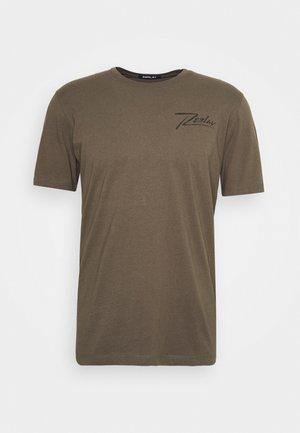 T-shirt imprimé - military
