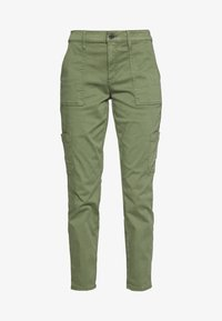 Banana Republic - SLOAN UTILITY - Trousers - flight jacket - 4