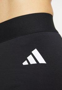 adidas Performance - GRAPHIC - Leggings - black - 5