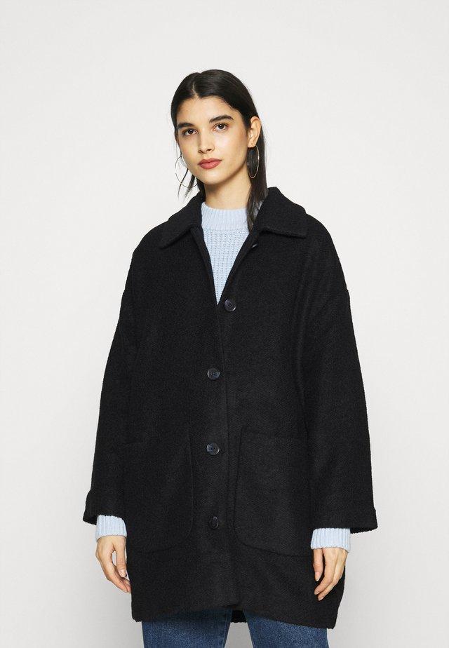NIMRA JACKET - Frakker / klassisk frakker - black