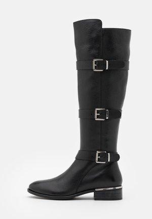 MOONLIGHT - Cowboy/Biker boots - black