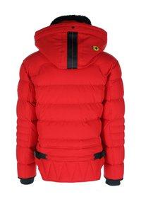 Wellensteyn - STARSTREAM-FOURSTREAIRTEC- - Winter jacket - red - 2