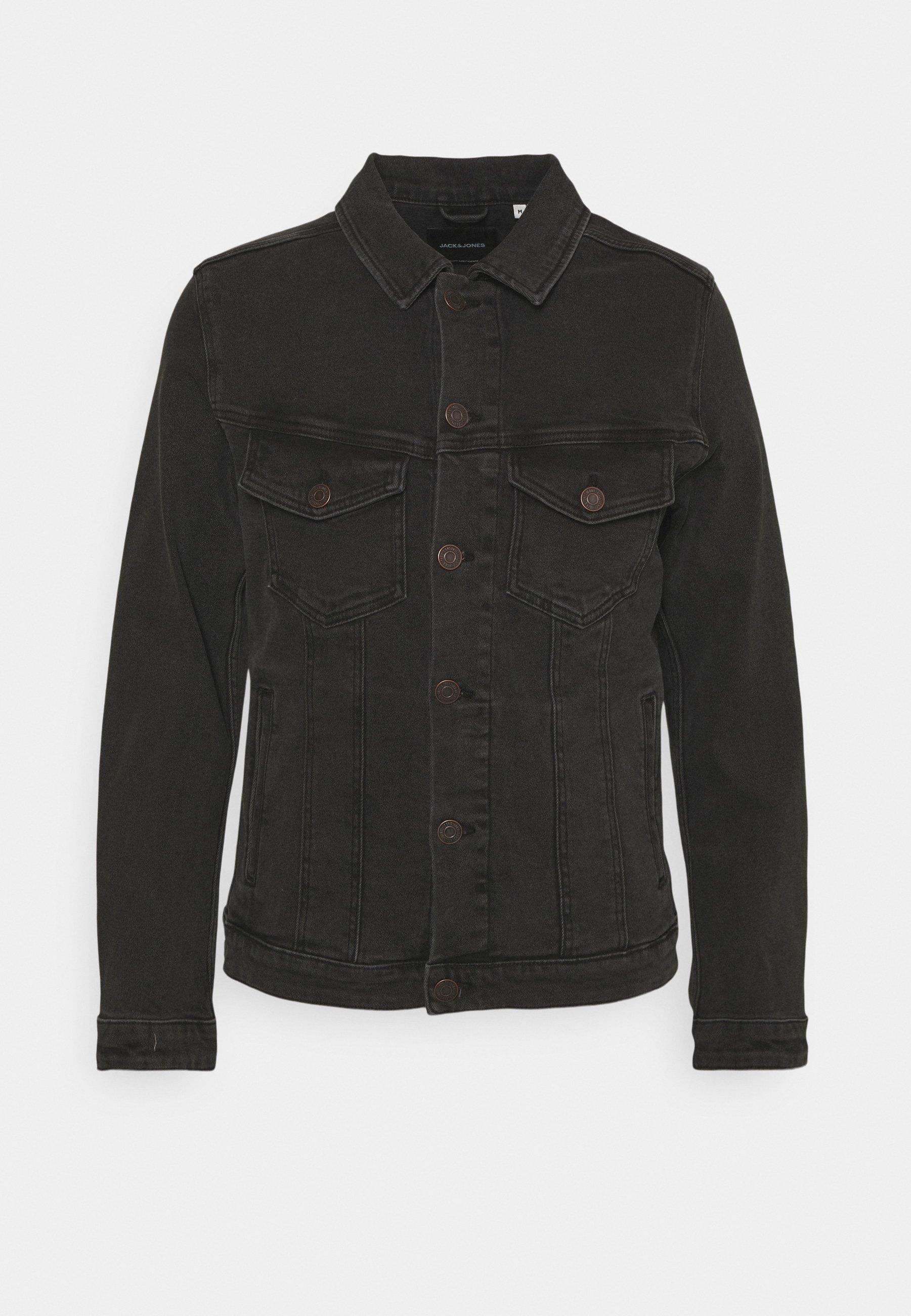 Uomo JJIJEAN JJJACKET  - Giacca di jeans