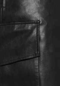 DESIGNERS REMIX - MARIE WRAP SKIRT - Pencil skirt - black - 2
