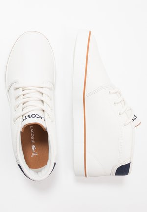 AMPTHILL  - High-top trainers - offwhite/navy