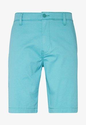 XX CHINO TAPER SHORT - Shorts - jade blue