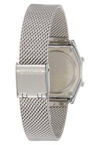 Casio - Digital watch - silver-coloured - 2