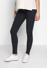 LOVE2WAIT - SOPHIA - Slim fit jeans - dark aged - 0