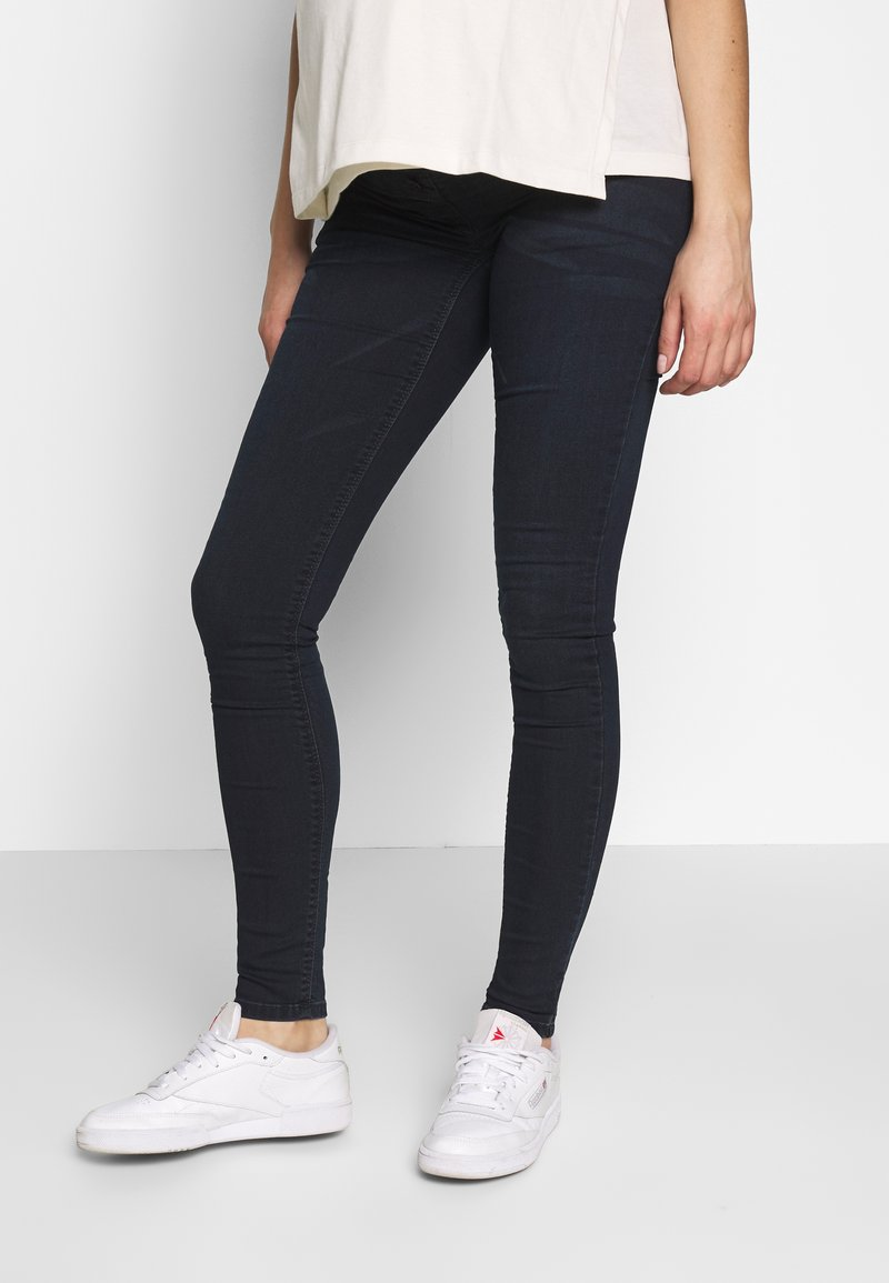 LOVE2WAIT - SOPHIA - Slim fit jeans - dark aged