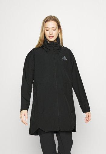 TRAVEER RAIN.RDY - Hardshell jacket - black
