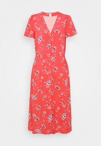GAP Petite - DRESS - Robe d'été - coral - 0
