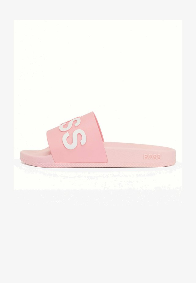 Badsandaler - pink
