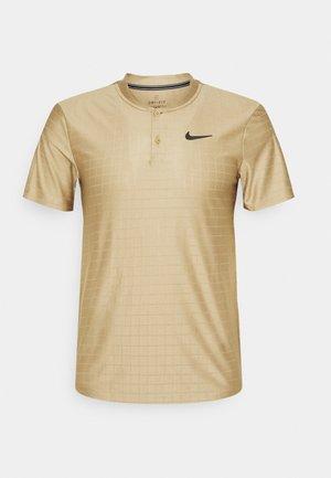 Print T-shirt - parachute beige