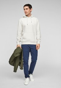 s.Oliver - Hoodie - offwhite - 1