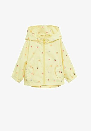 RAIN8 - Light jacket - yellow