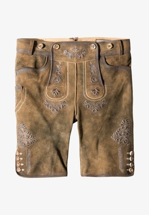 BEPPO - Shorts - brown