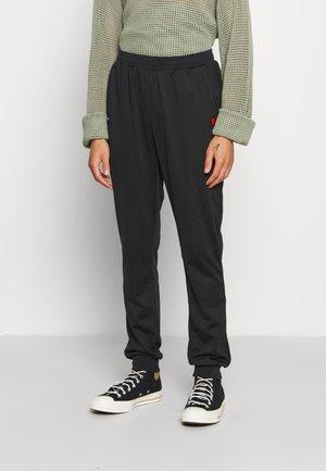 SARENTINO JOG PANTS - Spodnie treningowe - black