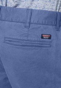 Superdry - INTERNATIONAL  - Shorts - neptune blue - 5
