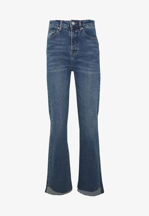 JENORA NOTTING HILL - Straight leg jeans - denim blue