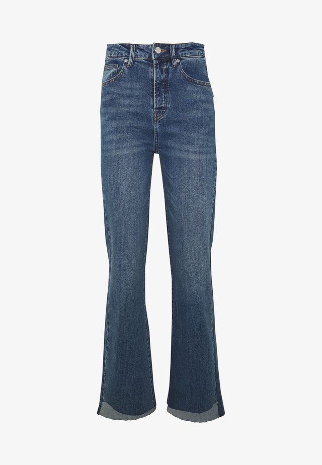 JENORA NOTTING HILL - Jeans straight leg - denim blue
