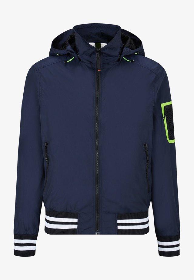 SERAN - Blouson - navy blau