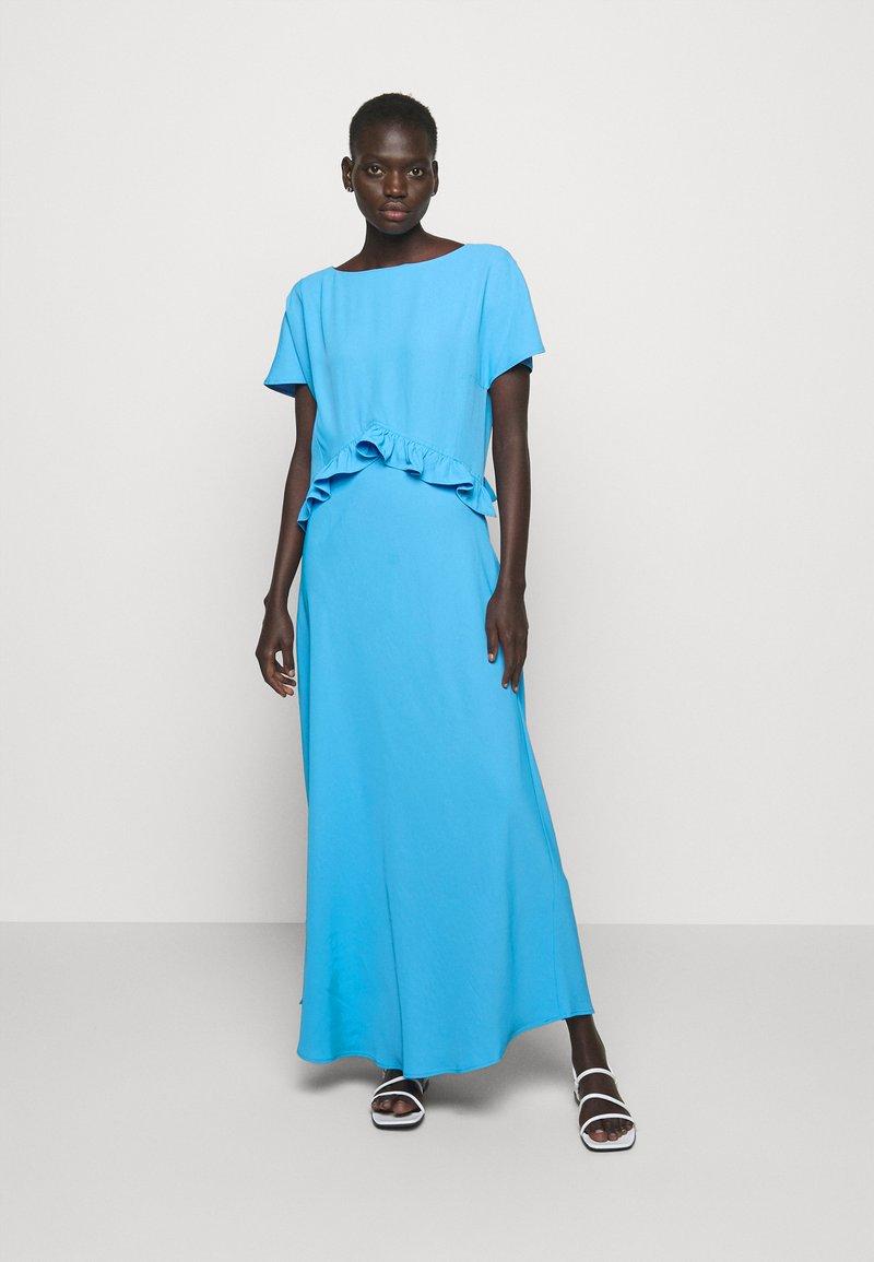 Holzweiler - TANYA DRESS - Denní šaty - blue