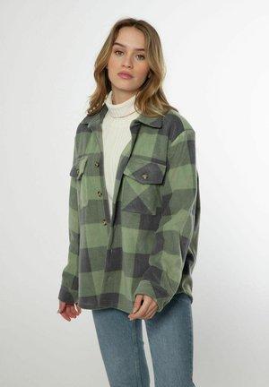 NXG CELESTAH - Button-down blouse - juniper