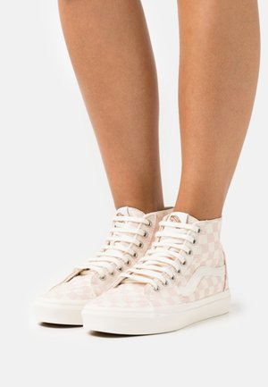 SK8 TAPERED - High-top trainers - peachy keen/natural
