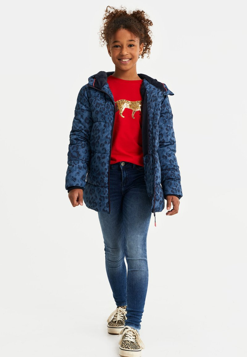 WE Fashion - Winter jacket - dark blue