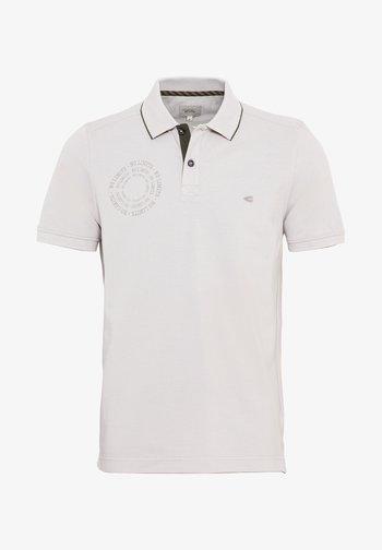 Polo shirt - cloudy grey